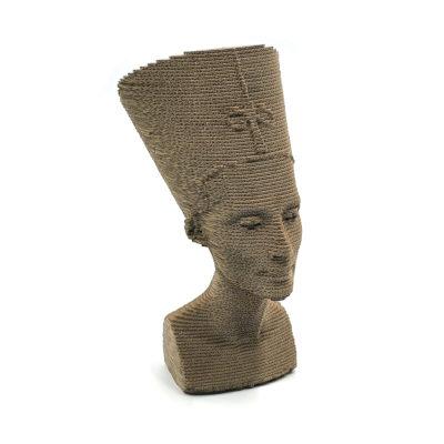 Carton Néfertiti