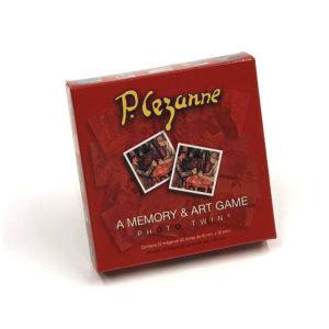 Juego Memoria Paul Cézanne
