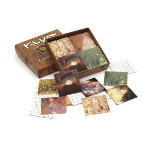 Juego de Memoria Gustav Klimt