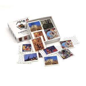 Juego de Memoria Joan Miró