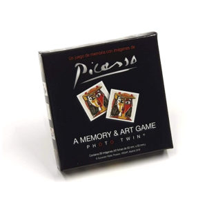 Juego de Memoria Pablo Picasso