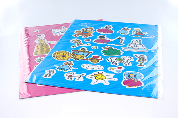 SET MAGNETS & STICKERS